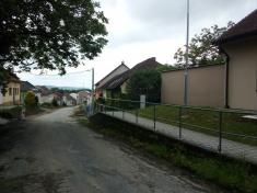 Oprava Horní ulice