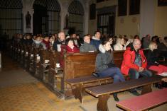 Adventní koncert Konzervatoře Evangelické akademie