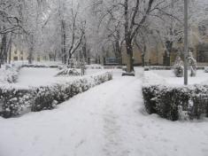Malý park