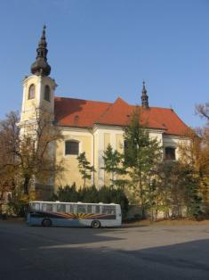 Kostel Nanebevzaté Panny Marie