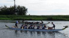 Kvasický festival dračích lodí 2020