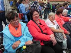 Zájezd do Buchlovic