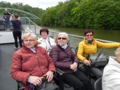 Zájezd kvasických seniorů