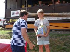 Kvasický festival dračích lodí